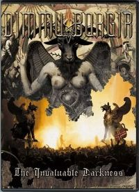Cover Dimmu Borgir - The Invaluable Darkness [DVD]
